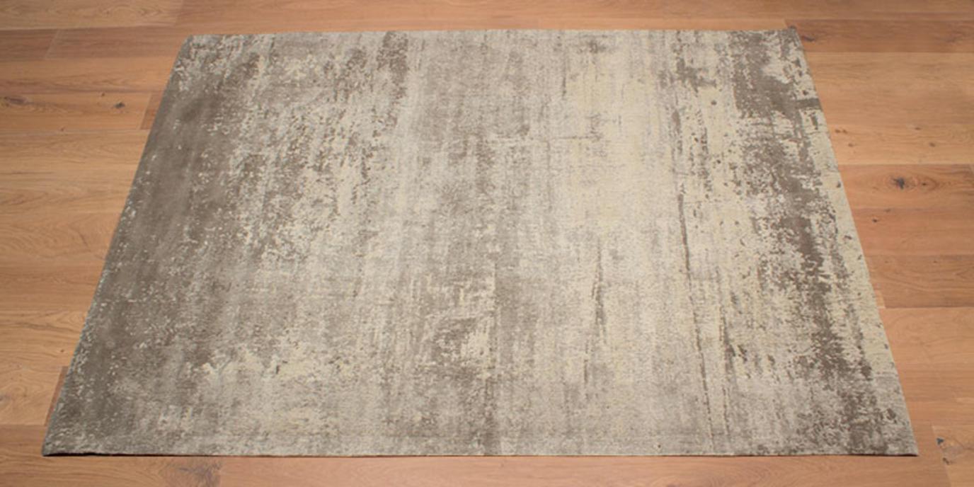 Indra Concrete vloerkleed
